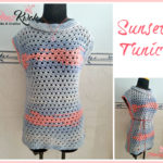 Sunset Tunic by Maz Kwok's Designs
