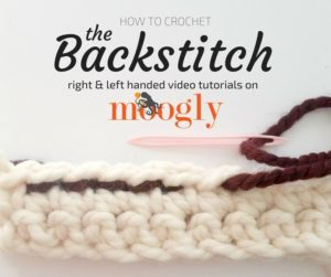 Backstitch Seaming and Sewing by Moogly