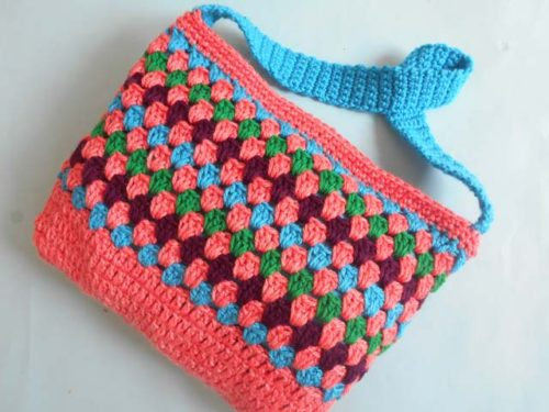 Crosia Purse Design : ... Purse by aamragul of Crochet/Crosia Home - Crochet Pattern Bonanza