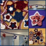 Stars and Stripes Bunting by Jessie At Home