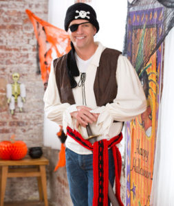 Halloween Pirate by Kim Guzman for Red Heart
