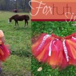 Fox Tutu by Stitch11