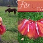 Fox Tutu by Stitch11