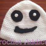 Ghost Beanie by Crochet Addict