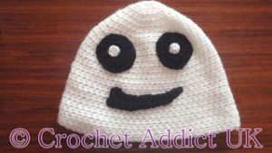 Ghost Beanie by Crochet Addict