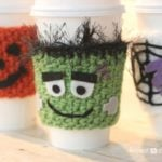 Halloween Cup Cozy by Repeat Crafter Me