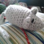Mouse by Crochet Fanatic