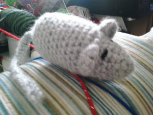 Mouse by Crochet Fanatic