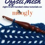Offset Mesh Pattern by Moogly