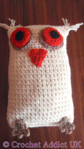 Owl Ami by Crochet Addict