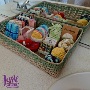 Spa Basket by Jessie At Home