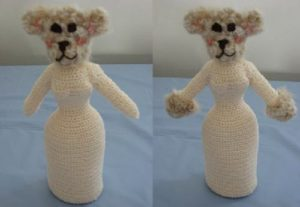 Miss Bear Doll by Donna's Crochet Designs