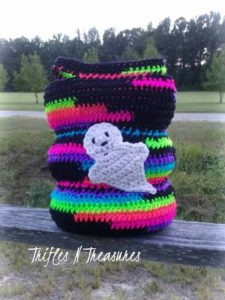 Fun Bubbles Bag by Tera Kulling of Trifles N Treasures