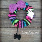 Beautiful Bubbles Wreath by Tera Kulling of Trifles N Treasures