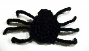 Spider by Candace for Crochet Spot