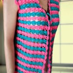 Crochet Adult Lacy Cardigan by aamragul of Crochet/Crosia Home