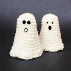 Halloween Ghost by Petals to Picots