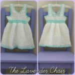 My First Birthday Dress by Dorianna Rivelli of The Lavender Chair