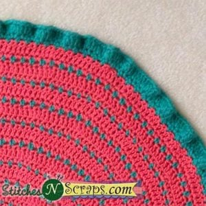 Edging - Ruffles by Stitches 'N' Scraps
