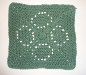 """Circle of Life - 12"""" Square by DragonFlyMomof2 Designs"""