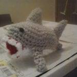 Little Shark by Crochet Fanatic