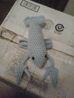 Coloured Lobster Amigurumi Crochet Project | Edward's Crochet | 320x240