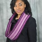 Tiara Scarf by Kathy Lashley of ELK Studio