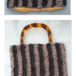 Sunflower Purse by Donna Collinsworth of Donna's Crochet Designs