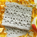 Crochet Boot Cuffs by Jane Green of Beautiful Crochet Stuff