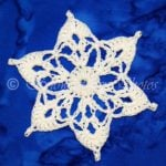 Ice Cave Snowflake by Snowcatcher