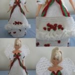 Barbie Christmas Angel by Donna's Crochet Designs