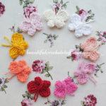 Crochet Butterfly by Jane Green of Beautiful Crochet Stuff
