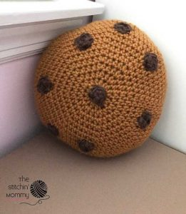 Mini Cookie Pillow by The Stitchin' Mommy