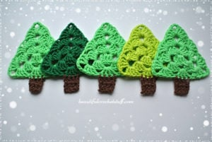 crochet-christmas-tree-pattern Free Crochet Christmas Tree Pattern by Jane Green of Beautiful Crochet Stuff