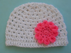 Baby Beanie by aamargul of Crochet/Crosia Home
