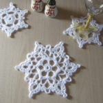 Snowflake Set by Crochet is the Way