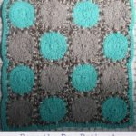 Face the Day Bathmat by Marie Segares/Underground Crafter