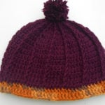 Crochet Slouch Hat by aamragul of Crochet/Crosia Home
