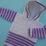 Crochet Hooded Sweater by aamargul of Crochet/Crosia Home