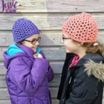 V-Stitch Hats by Jessie At Home