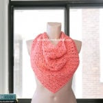 Triangle Shawl by Jane Green of Beautiful Crochet Stuff