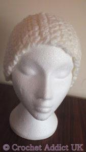Chunky Headband by Crochet Addict