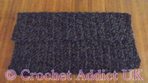 Evening Clutch Bag by Crochet Addict