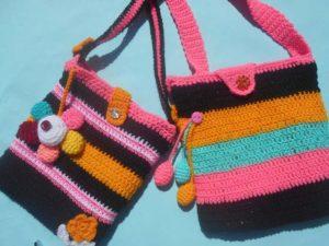 Super Fast Little Purse by Aamragul of Crochet Crosia Home