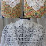 Peppercorn Top, Shrug and Purse Set by Donna Collinsworth of Donna's Crochet Designs