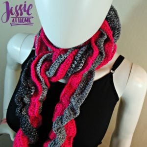 Glitter and Shine Scarf by Jessie At Home