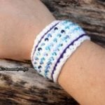 Beaded Bracelet by Nicole Riley of Nicki's Homemade Crafts