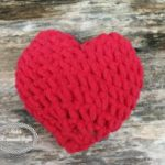 Stuffed Heart by Nicole Riley of Nicki's Homemade Crafts