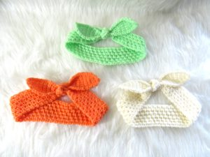 Knot Me Up Headband by Crochet Dreamz