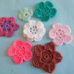 Crochet Flower Design by aamragul